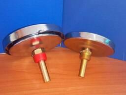 Термометр биметаллический ТБ-100 - фото 2