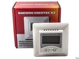 Терморегулятор для теплого пола Daewoo Enertec X2 программ.
