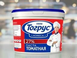 Томатная паста 3,5 кг ГОСТ 27% пр-ва Россия Тогрус