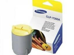 Тонер-картридж Samsung CLP-Y300A
