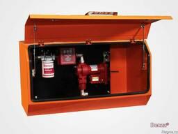 Топливораздаточная колонка Benza 37 для бензина (24В)