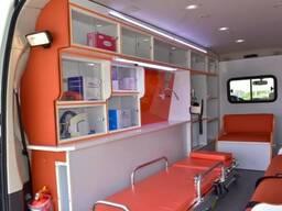 Toyota Hiace high roof GL 2.8l turbo diesel Ambulance - фото 8