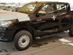 Toyota Hilux 2, 4 Diesel, 4Х4, Механика, 2020 модель