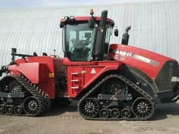 Трактор Case Qaudtrac 580