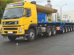 Трал,100 т. Перевозка крупногабаритных,негабаритных грузов