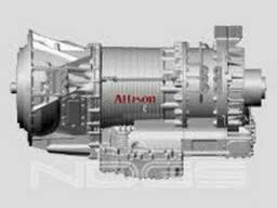 Трансмиссия Allison CLBT 5960-4, КПП Allison CLBT 4460-1