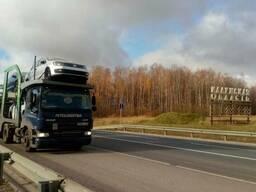 Транспортировка автомобилей автовозами - фото 1