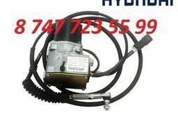 Трос газа 21en-32220 на экскаватор Hyundai 305