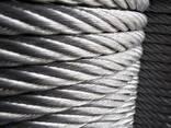 Канаты одинарной свивки спиральные 1.3x0.28x0.26 мм ТК ГОСТ - photo 1
