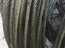 ГОСТ 2688-80: трос (канат) стальной ЛК-Р двойной свивки