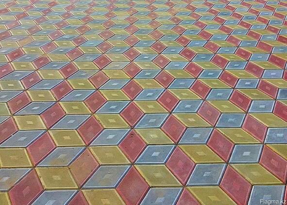 тротуарная плитка 3 д фото