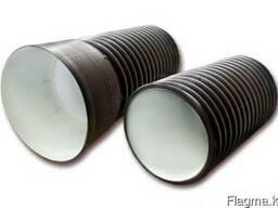 Труба гофрированная для канализации