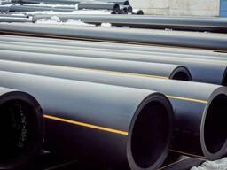 Труба полиэтиленовая для газопровода
