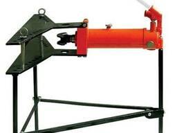 Трубогиб гидравлический TOR TL0300-3 12T до 50 мм (горизонт)