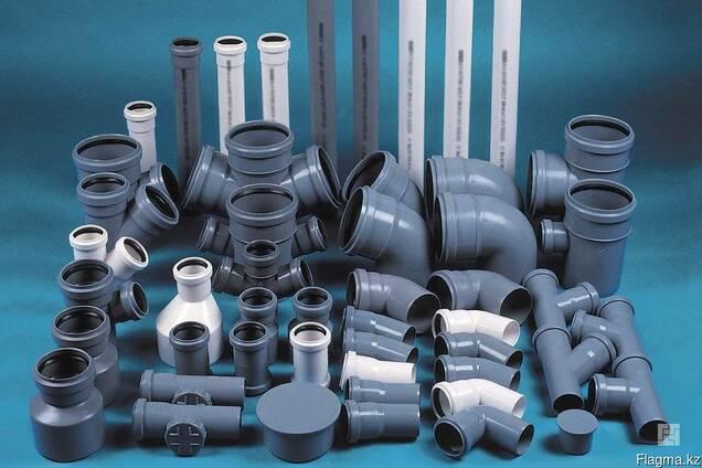 Трубы для водоснабжения, отопления, канализации