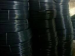 Трубы полиэтиленовые (ПНД) от Ф16 мм до ф180 мм