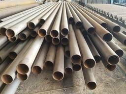 Трубы стальные бесшовные ГОСТ 8732-78 ст20 н/м - фото 4