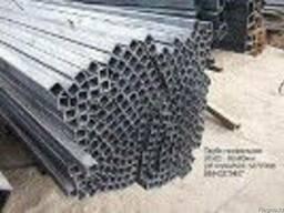 Трубы стальные профильные 15*15*1.5 ст.3сп/5 до 250*250*8