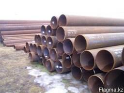 Трубы стальные восстановленные