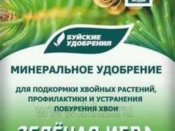 """Удобрение водорастворимое """"Зелёная игла"""" 0,100кг"""
