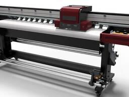 УФ рулонный принтер Optimus E2202UV