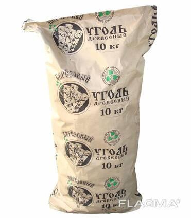 Уголь древесный Карандаш для шашлыков в Актау произ. Россия