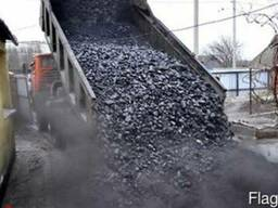 Уголь сортовой с доставкой