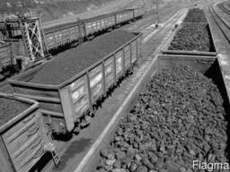 Уголь Шубаркуль оптом Угольная база Мерей (Астана-Алматы)