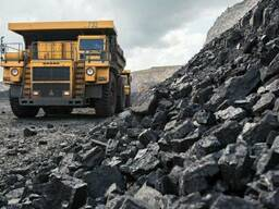 Уголь в Караганде
