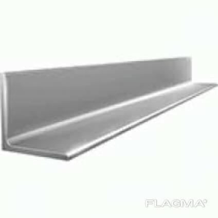 Уголок алюминиевый 50х50х3х4000 Д16Т
