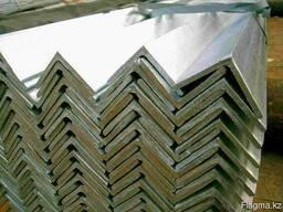 Уголок нержавеющий никельсодержащий 100*6. 0 мм