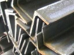 Уголок стальной неравнополочный от 63 до 200мм, ст. 3,