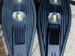 Уличный консольный фонарь 100w. УСКС. Замена светильников РК