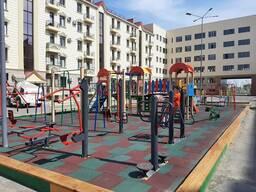 Уличные тренажеры СКИФ для спортивных площадок