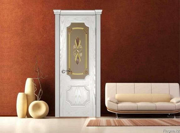 Ульяновские двери.Модель Ника-3,жемчуг.