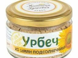 Урбеч из семян подсолнуха 200гр (Житница Здоровья)