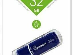 USB 3.0 накопитель Smartbuy 32GB Crown Blue