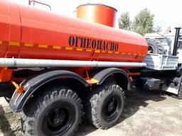 Услуги аренда заказ топливозаправщика бензовоза 10 – 23м3