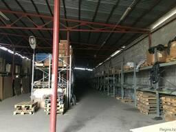 Услуги ответственного хранения товаров на складе в Алматы