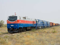 Перевозки грузов железнодорожным транспортом - фото 1