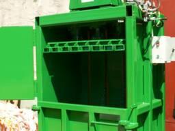 Услуги прессования материалов и отходов