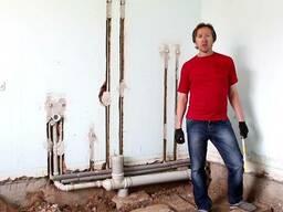 Услуги-работа сантехника -вентиляция-канализация - фото 5