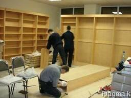 Услуги сборка разборка мебели, грузчики