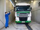 Услуги автомойки для грузового транспорта - фото 1