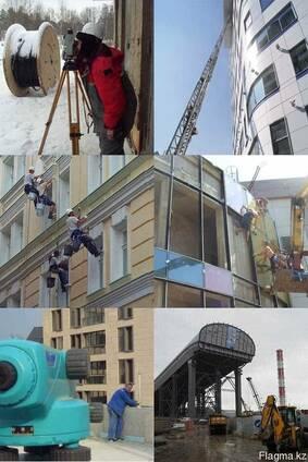 Услуги строительно-монтажной бригады