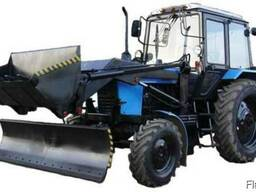 Услуги трактора-погрузчика, перевозка грузов