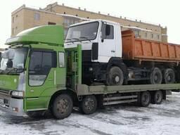 Услуги трала в Алматы