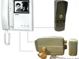 Установка домофона в частные дома