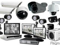 Установка, продажа и обслуживание видео наблюдения