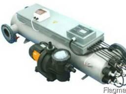 Установка УФ-обеззараживания воды УОВ-УФТ-АМ-3-700